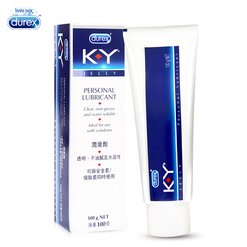 Sex Durex lubricant 50g/100g KY Jelly Personal Wat