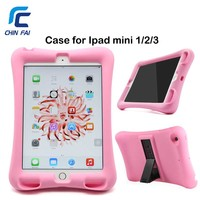 ZH 4505 For Apple IPad Mini 1 2 3 Case With Expanding Volume Function Silico Case