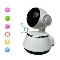WIFI Smart Home IP Camera Security HD 720P Onvif Rotate Camaras De Seguridad Wireless Camara Videovigilancia