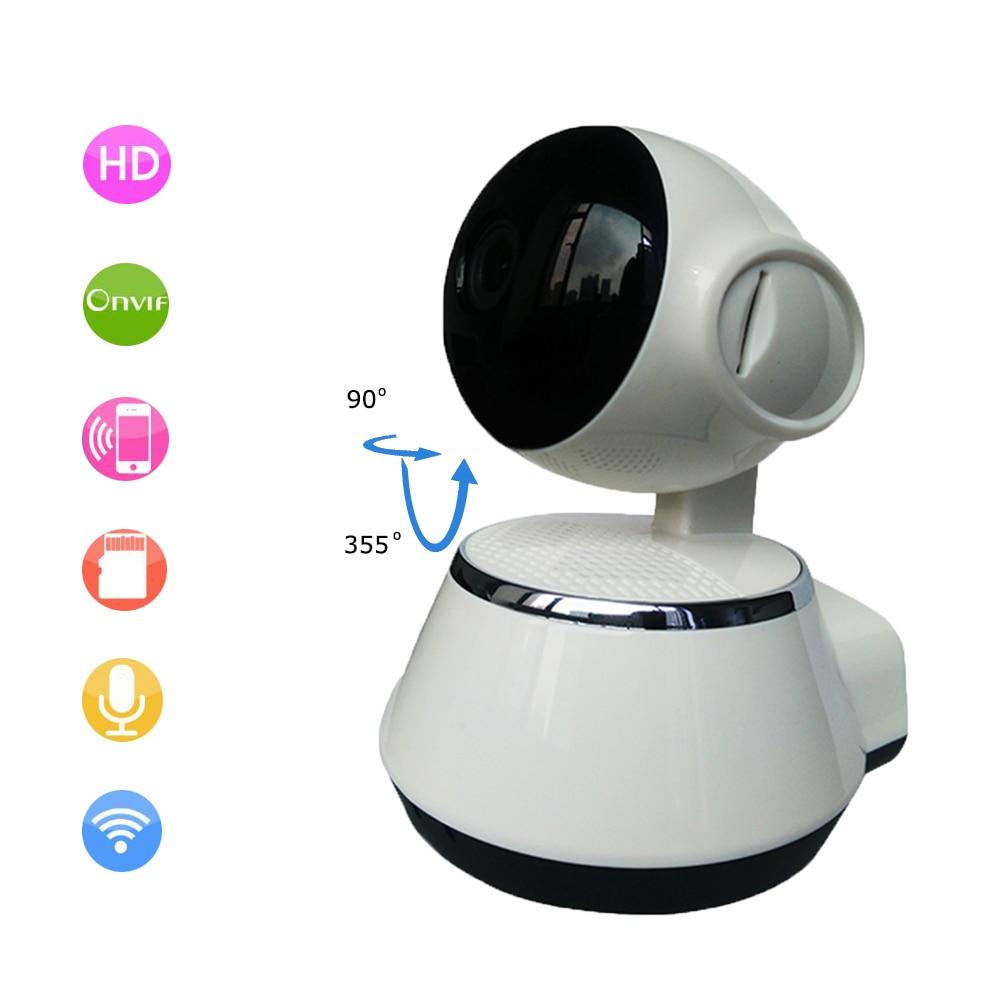Wifi smart home ip camera v380 security 1mp onvif rotate - Camara de seguridad ...