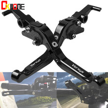 Motorcross Accessories For KAWASAKI VERSYS 1000 2015 2016 2017 2018 Motorcycle Adjustable Extendable Brake Clutch Levers