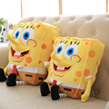 Spongebob plush toys for children kids toy accompany baby toys valentine day gifts 55cm