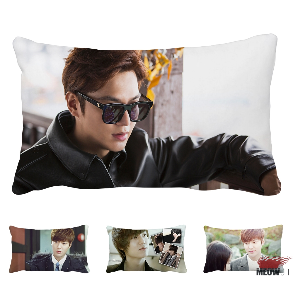 Lee Min Ho Multi Size Rectangle Throw Pillow Case Free