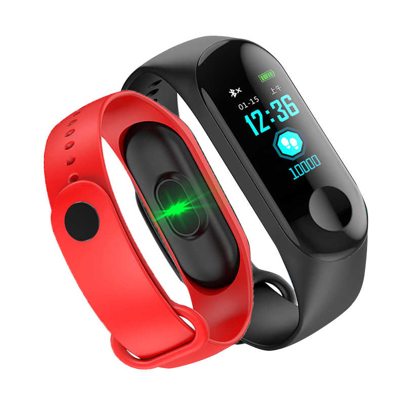 חכם שעון ילדים שעונים לילדים עבור בנות בני ספורט צמיד ילד צמיד חכם להקת כושר Tracker Smartwatch עמיד למים