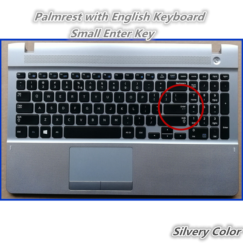 Laptop Palmrest Upper Lower Case For Samsung NP270E5U NP270E5J NP270E5R NP270E5G NP270E5E NP275E5V NP275E5E Bottom BASE Cover