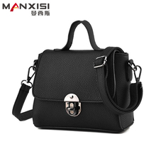 Фотография Luxury Women Leather Handbags Brand Shoulder Bag Messenger Bags Women Designer Handbags High Quality Casual Tote Bolsa Feminina