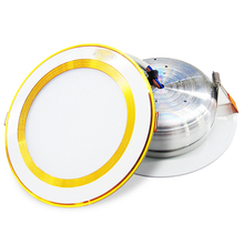 GD 4pcs 5W 10W 15W LED Ceiling Downlight 220V light Driverless Modern AC220V