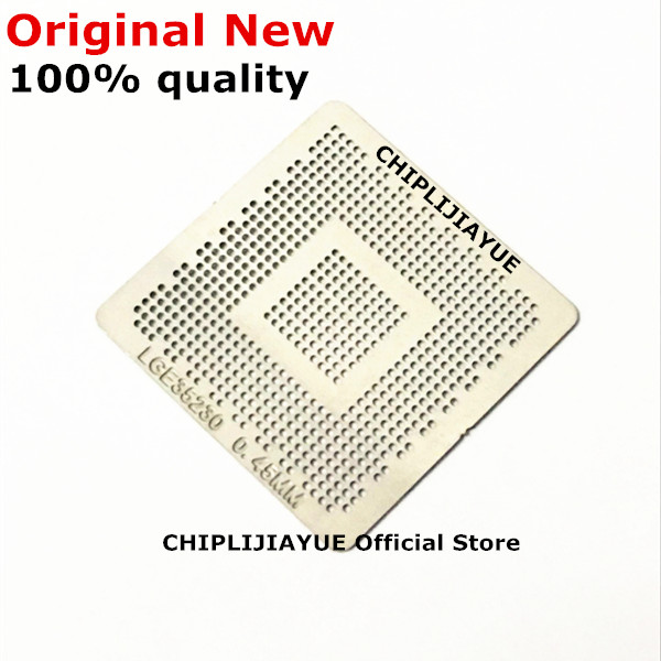 Direct heating LGE35230 chip BGA StencilDirect heating LGE35230 chip BGA Stencil