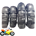 Motocicleta Motocross Joelho Cinta Cotovelo Proteção Preto Corrida De Moto joelheira de Proteção Universal para Adulto