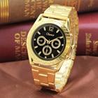 Drop Shipping Watch Men vintage Tachymeter Steel Watch Six Pin Watches Quartz Men's Watch Clock Men