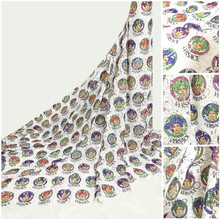 Neue hochwertige Afrikanische Guipure schweizer voilespitzegewebe für schönes kleid, muilt nigerianischen wasserlösliche spitze 5j/lot TA-VL101