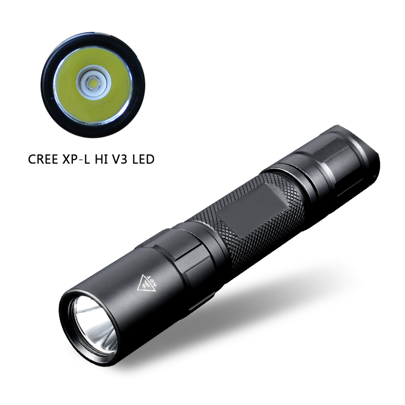 hunting flashlight 18650 Rechargeable torch tactical long range flashlight self defense waterproof flash light lampe torche - 6
