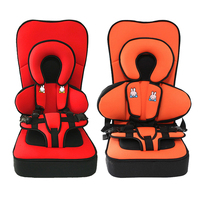 Portable Baby Chair Seating Safety Cushion Thick Travel Child Seat Adjustable Thickened Design Big Size Mattress 12 Years Kids
