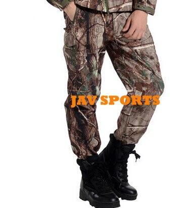 Softshell Hunting Camouflage Pants Realtree Pants In Realtree Xtra Camo+Free shipping(SKU12050462)