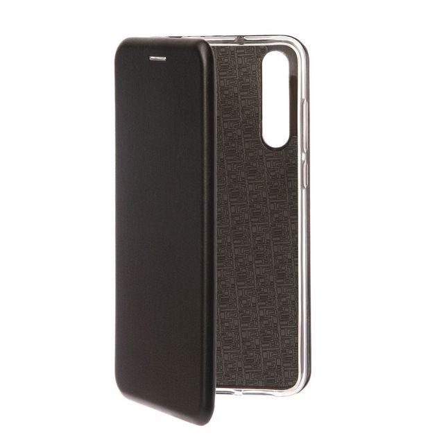 Чехол-книжка Smarterra ShellCase для Huawei P20 Pro (PU,черный)