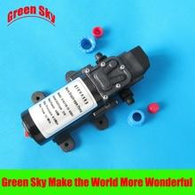 5l/min 60w automatic pressure switch type with on/off button and socket 12v dc electric mini diaphragm pump цена в Москве и Питере