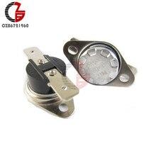 10A 250V KSD301 NO/NC термостат Температура Термальность Управление Переключатель 80 градусов Цельсия