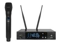 QLX GLX D 24 стиль UHF professional stage Караоке ручной передатчик беспроводной микрофон системы