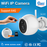 NEO Coolcam NIP 53SH Full HD 1080P Wifi Ip Camera Wireless P2P CCTV Waterproof IP65 And