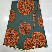 New design african real dutch wax prints fabric ankara for kitenge dress making KWSH-92