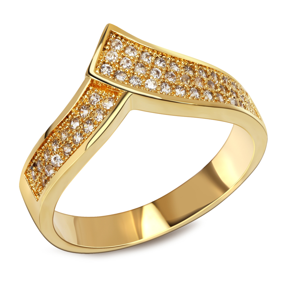 Gold Ring Models For Women With Price