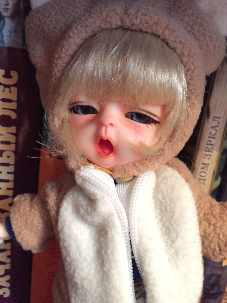 strnzhorn BJD Doll 1 8doll Shouting baby Doll Free Eyes