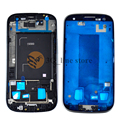 For Samaung Galaxy S3 i9300 Front Cover Case LCD Frame Mid Housing Chassis Bezel Faceplate With Home Buttons Replacement Parts