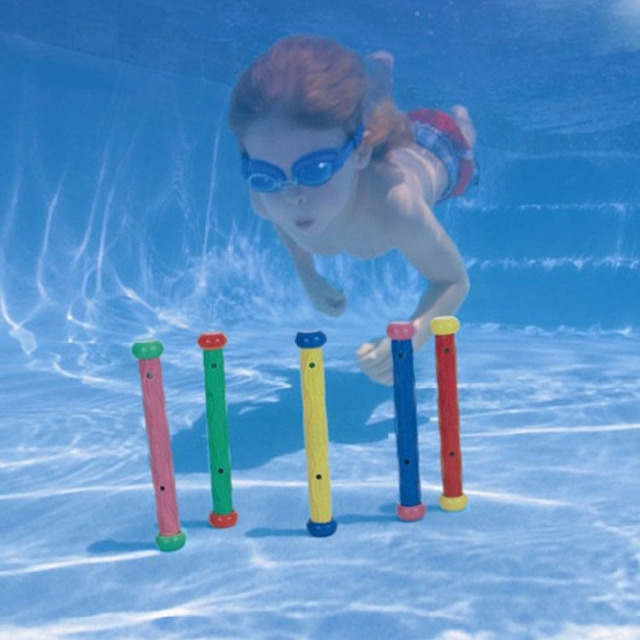 verano de los nios juegos de agua juguetes para nios la actividad de buceo bajo el