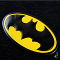 Batman Adesivos De Metal Volante Modificada Padrão Automotivo Suprimentos Carro Adesivos Decorativos JSD-3207