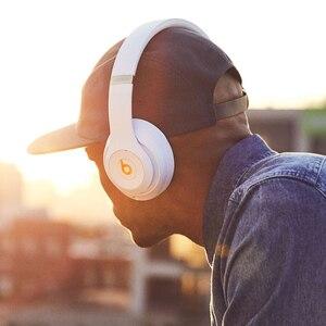 Image 5 - Beats studio3 fone de ouvido sem fio fone de ouvido bluetooth música fones de ouvido puro anc redução de ruído fones de ouvido com microfone fone batidas por dre