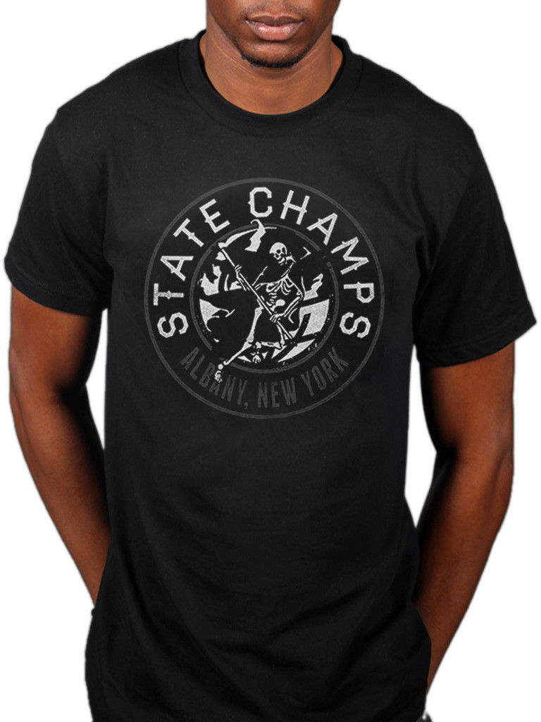 Official State Champs Reaper T Shirt The Finer Things