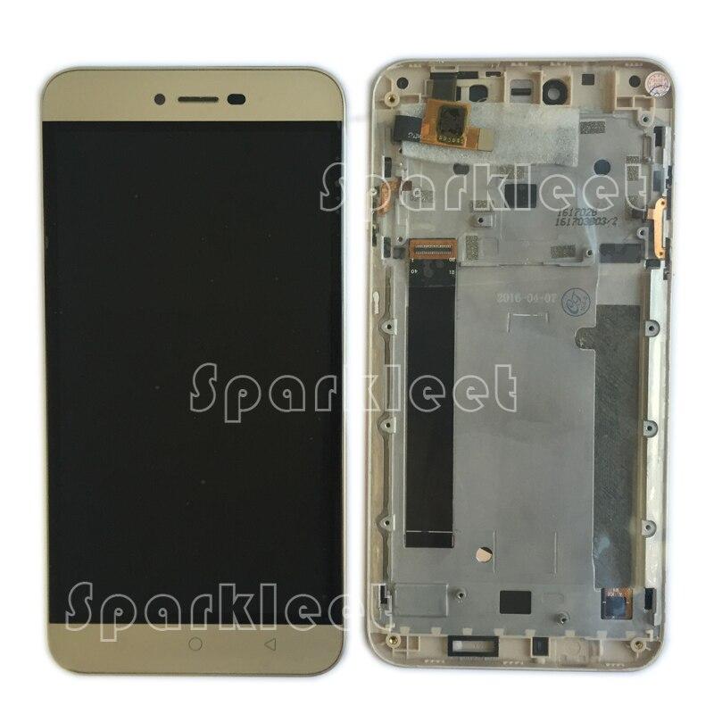 5.5 LCD Pour Coolpad Torino R108 LCD Affichage à L'écran Tactile Digitizer Assemblée Pièces De Rechange Pour Coolpad Écran