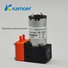 Kamoer KLP01 Pompe À Membrane (12 V DC Pompe À Eau, 24 V, PTFE Membrane, haut Débit, Pompe À Membrane, pour Faible Alcalin et Acide)