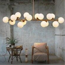 Винтажные Потолочные светильники g4 свет дизайн гостиной спальня фойе большой современный черный белый оттенок lamparas де TECHO Ретро потолочный светильник