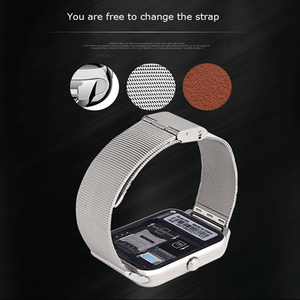 Image 4 - Z60 Bluetooth Smart Watch Phone Men Women Support 2G SIM TF Card Camera for Android Iphone Huawei Xiaomi Smartwatchs PK GT08 X6