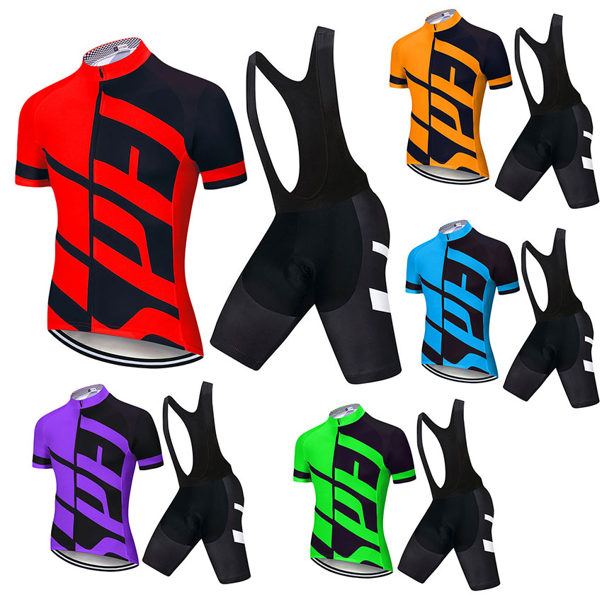 2019 TEAM SPECIALIZEDING Cycling Jersey Men's Style Short Sleeves Cycling Clothing Sportswear Outdoor Mtb Ropa Ciclismo Bike(China)