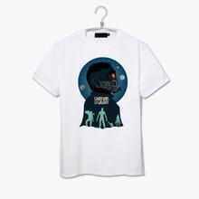 guardiance of the galaxy avengers cartoon t shirt comics hero fashion