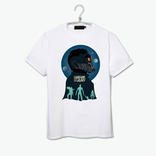 guardiance of the galaxy avengers cartoon t shirt comics hero fashion