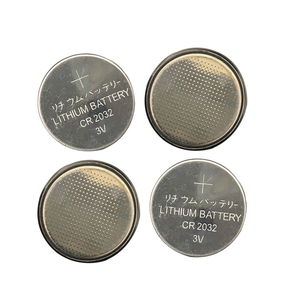 100 X 3v Cr2032 Lithium Button Cell Battery Br2032 Dl2032 Ecr2032 Cr2332 Coin Batteries For Electronic 5004lc Kcr2032 Ee6227 Watch In From
