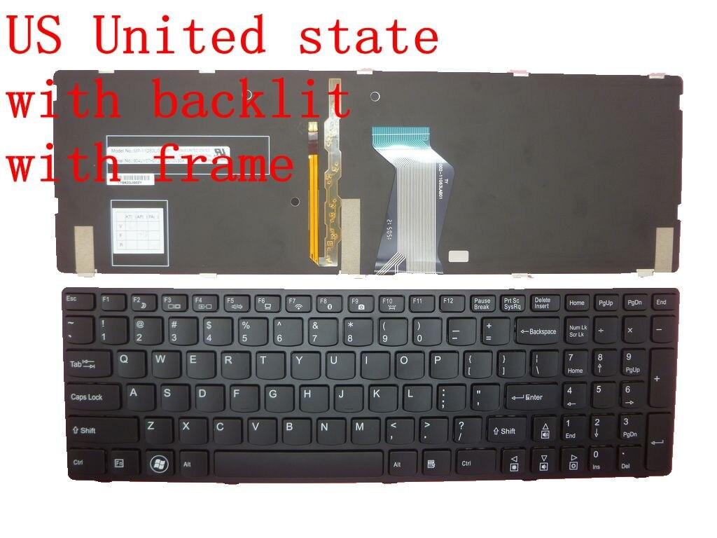 New Acer 90.4CH07.C1D KBI170A056 MP-09B23U4-6983 PK130C93A00 NSK-ALA2M Keyboard