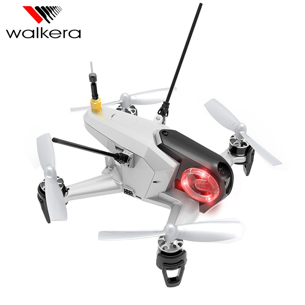 D'origine Walkera Rodeo 150 7CH Devo7 Télécommande Racing Drone 5.8G FPV Mini Drone avec Caméra 600TVL VS DJI Phantom 4