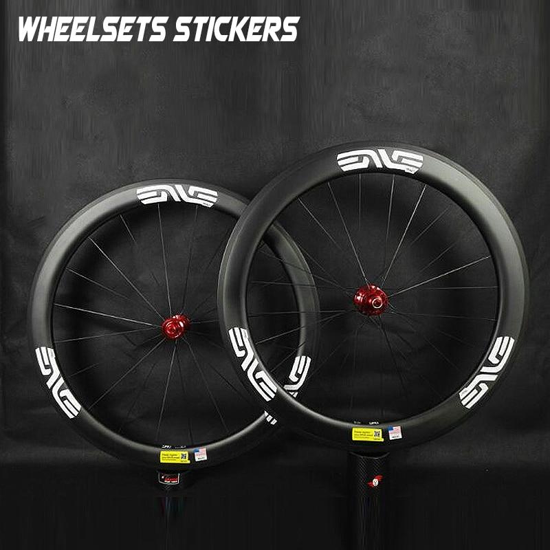 BONTRAGR aeolus 5 Wheel Rim Decals Stickers Set For 700C Racing Cycle 2RIMS