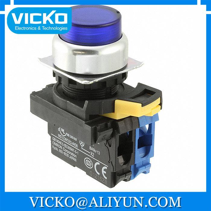 [VK] A22NL-RPM-TAA-G100-AD SWITCH PUSH SPST-NO 10A 120V SWITCH [vk] 1241 3257 switch push spst no 100ma 42v switch