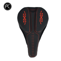 PCycling Bike Saddle Cycling Seat Comfortable Cushion Soft Seat Cover Thick Sponge Gel Bicycle Saddle Cover