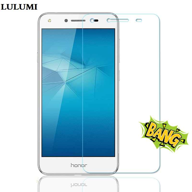 "2PCS Tempered Glass Huawei Y5 ii Y3II Y52 Slim Screen Protector for Huawei Honor 5 LYO-L21 Film Huawei Y5 ii Glass 5.0"" Y5 2017"