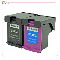 Compatible 303XL Ink Cartridg For HP303 303 XL for HP ENVY PHOTO 6020 6030 7130 7134 7830