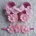 Новорожденных Пинетки ребенка девушка обувь осень; младенческая стразами впервые уокер детская обувь балерины; девочка первый шаг обувь