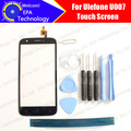 Ulefone U007 Digitizer Touch Screen 100% Guarantee Original Glass Panel Touch Screen Digitizer For U007 + tools + Adhesive