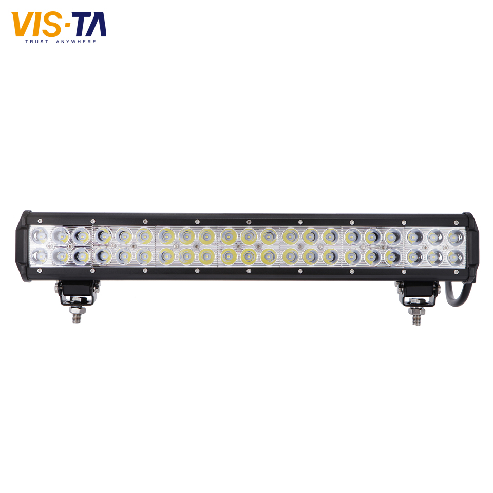 "Hot Sale 126W LED Work Light Bar 20"" Inch Spot Beam LED"