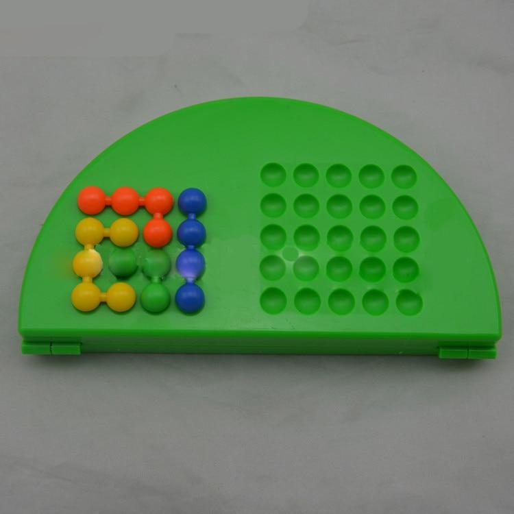 Klassische Puzzle Pyramide Platte Iq Perle Logische Geist Spiel Denkaufgabe Pädagogisches Spielzeug Für Kinder Pyramide Perlen Puzzle Puzzles